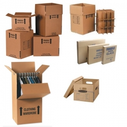 Moving Boxes & Supply