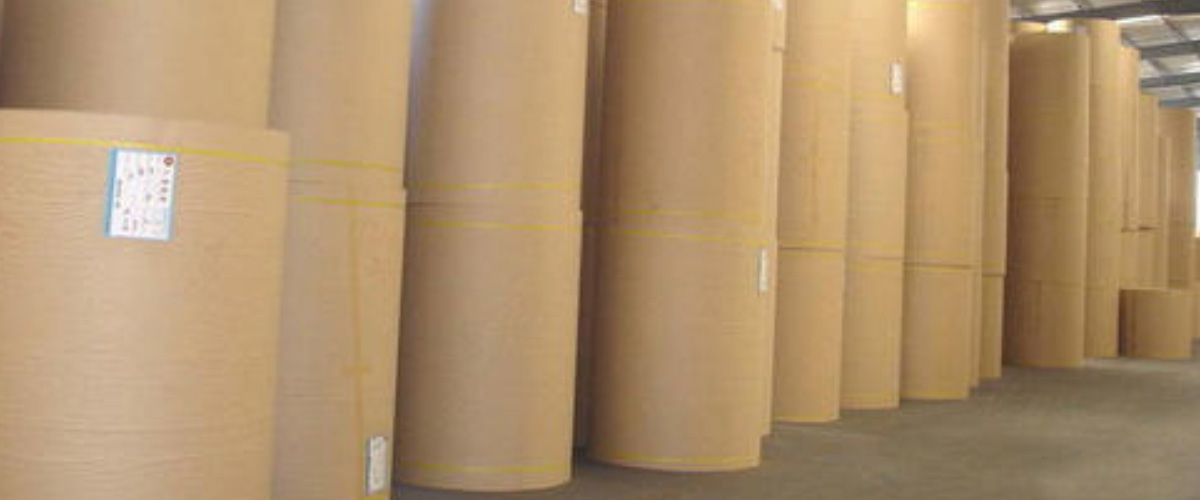 Corrupted Rolls and Kraft Paper Rolls